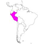 日本語でペルー/リマ Peru / Lima in Japanese
