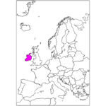 日本語でアイルランド/ダブリン Ireland / Dublin in Japanese