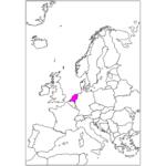日本語でオランダ/アムステルダム Netherlands / Amsterdam in Japanese