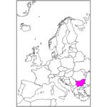 日本語でブルガリア/ソフィア Bulgaria / Sofia in Japanese