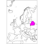 日本語でベラルーシ/ミンスク Belarus / Minsk in Japanese