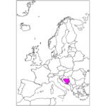 日本語でボスニア・ヘルツェゴビナ/サラエボ Bosnia and Herzegovina / Sarajevo in Japanese