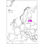 日本語でラトビア/リガ Latvia / Riga in Japanese