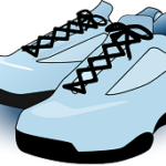 大坂なおみさんのシューズのカタカナ Katakana of Naomi Osaka's shoes