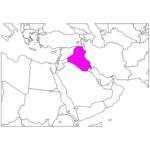 日本語でイラク/バグダッド Iraq / Baghdad in Japanese