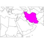 日本語でイラン/テヘラン Iran / Tehran in Japanese