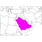 日本語でサウジアラビア/リヤド Saudi Arabia / Riyadh in Japanese