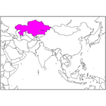 日本語でカザフスタン/アスタナ Kazakhstan / Astana in Japanese