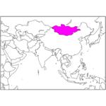 日本語でモンゴル/ウランバートル Mongolia / Ulaanbaatar in Japanese