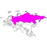 日本語でロシア/モスクワ Russia / Moscow in Japanese