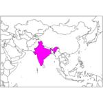 日本語でインド/ニューデリー India / New Delhi in Japanese