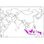 日本語でインドネシア/ジャカルタ Indonesia / Jakarta in Japanese