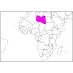 日本語でリビア/トリポリ Libya / Tripoli in Japanese