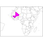 日本語でマリ/バマコ Mali / Bamako in Japanese
