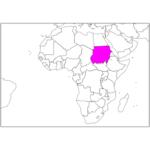 日本語でスーダン/ハルツーム Sudan / Khartoum in Japanese