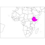 日本語でエチオピア/アディスアベバ Ethiopia / Addis Ababa in Japanese