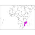 日本語でモザンビーク/マプト Mozambique / Maputo in Japanese