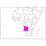 日本語でアンゴラ/ルアンダ Angola / Luanda in Japanese